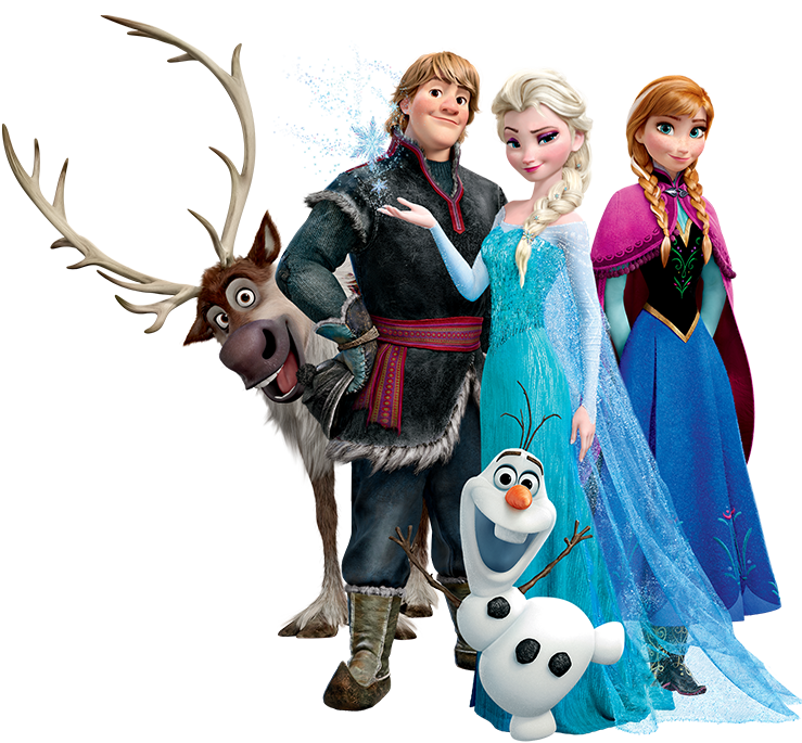 Disney Karaoke: Frozen... Created by Mibblio!